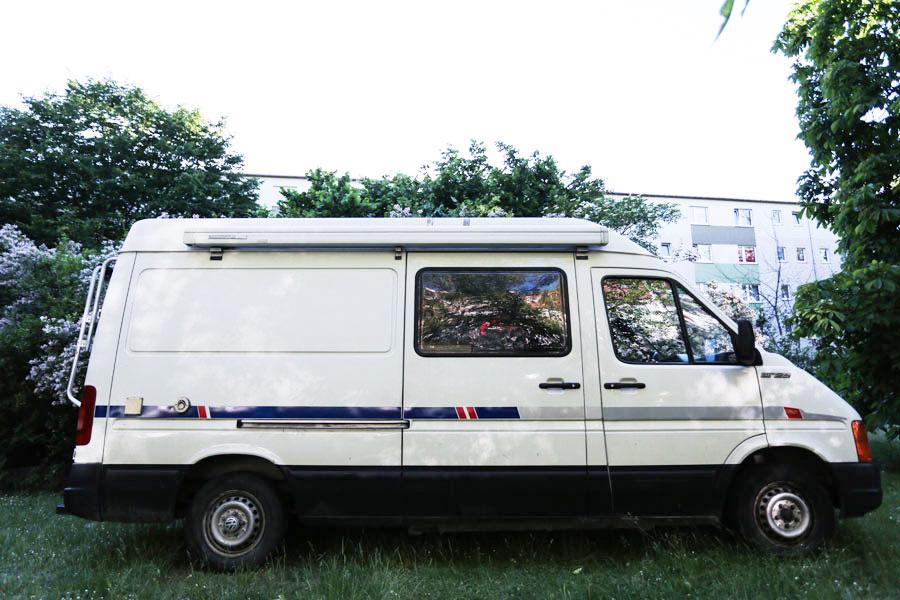 Reisemobil mieten LT Max