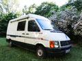 BulliHoliday Reisemobil mieten LT Max - Frontansicht