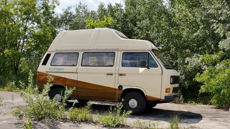 VW Bus mieten