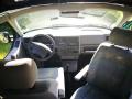 BulliHoliday VW California mieten Helga - Fahrerkabine mit drehbaren Pilotensitzen