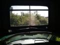 BulliHoliday VW California mieten Helga - Fenster mit Fliegengitter im Aufstelldach