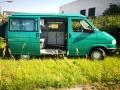 BulliHoliday VW California mieten Helga - Panoramabild