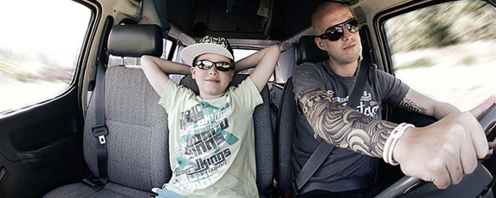 Spaß pur für Kinder<br>Miete ein Reisemobil von BulliHoliday